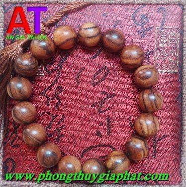 Vòng đeo tay trầm hương